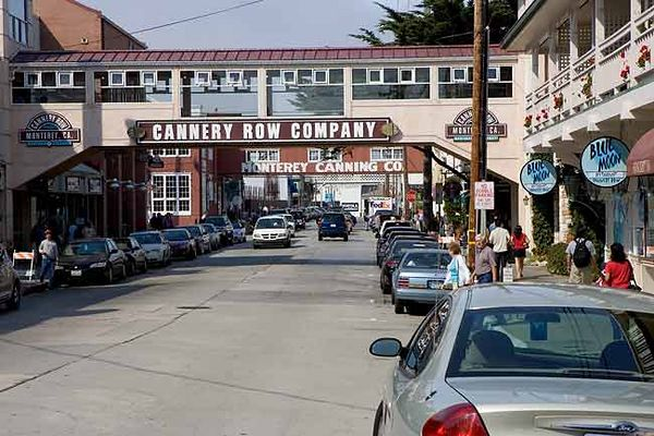 CANNERY ROW-MONTEREY