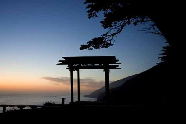 PAGODA AT RAGGED POINT INN-BIG SUR