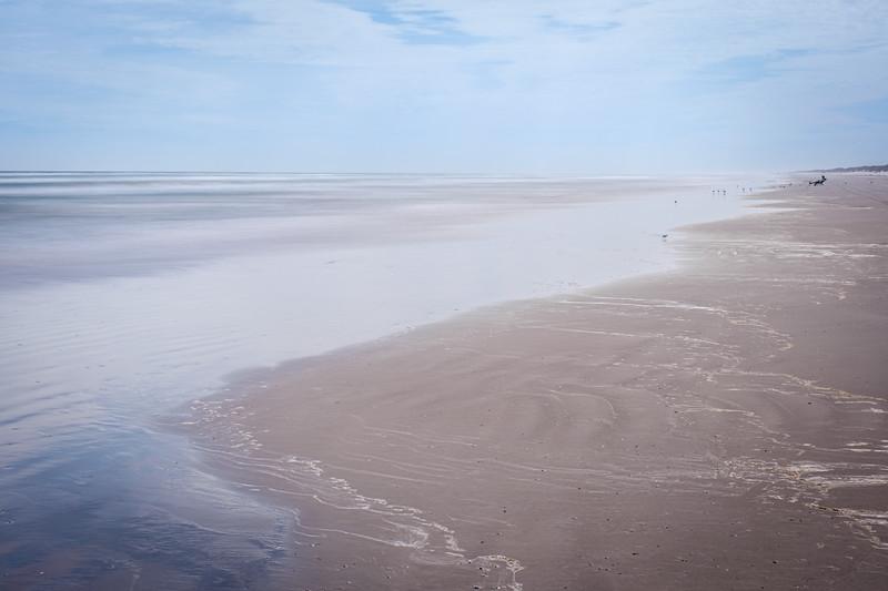 SERENE, PEACEFUL DAY ON THE BEACH
