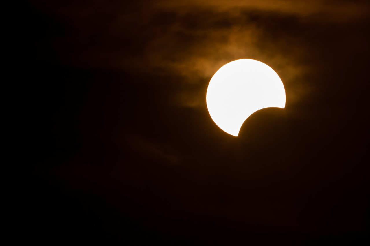 ANNULAR ECLIPSE -MAY 20, 2012 NEAR PALO DURO STATE PARK, TEXAS