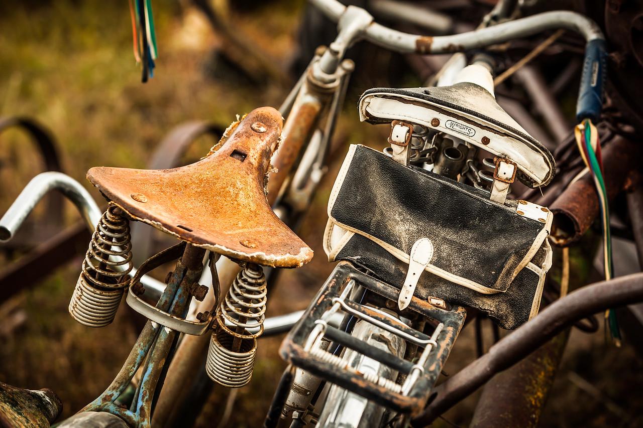 OLD SCHOOL YARD BICYCLES.