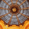 GALLERIES LAFAYETTE - CLASSICAL SKYLIGHT