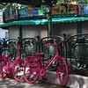 PINK BICYCLES