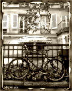 Le Bicyclette,Paris