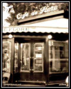 CafeDeFlore,Paris