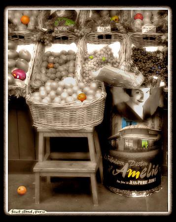 Fruitstand,Paris