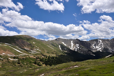 View from Loveland Pass