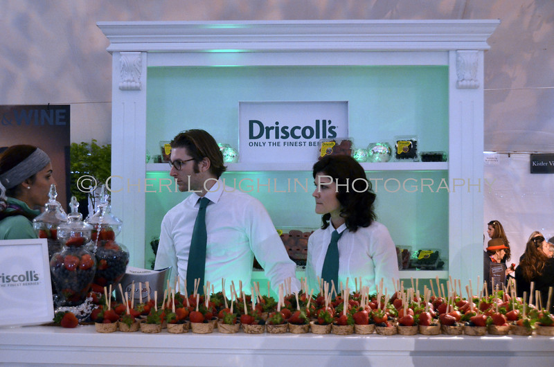Driscoll's Berry Lounge - PBFW2013