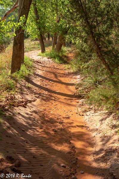Muddy Trail, Palo Duro Canyon State Park