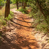 Muddy Trail, Palo Duro Canyon State Park