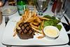 Beef tenderloin bearnaise.