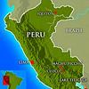 Lima is 15 hours from Honolulu, via New York.