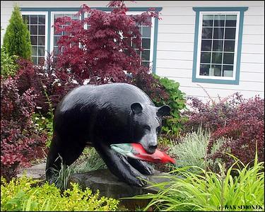 """BRUNO 1"", Petersburg, Alaska, USA."