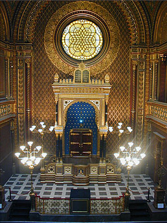 "Interior view courtesy Radio Prague website. <a href=""http://www.radio.cz/en/html/prague1_synagoga.html"">http://www.radio.cz/en/html/prague1_synagoga.html</a>"