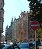 Kozi Street, between my hotel and the Jewish Quarter. Location 10 on satellite photo.