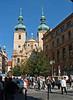 Havleska St. and St. Gall's Church.   Location 17 on satellite photo.
