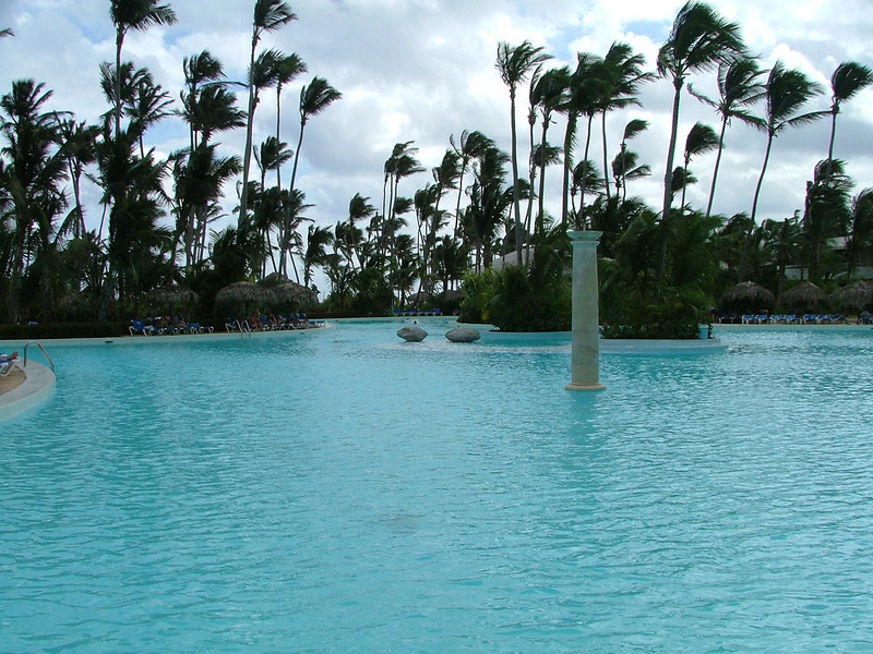 Main Pool at Melia Caribe Tropical