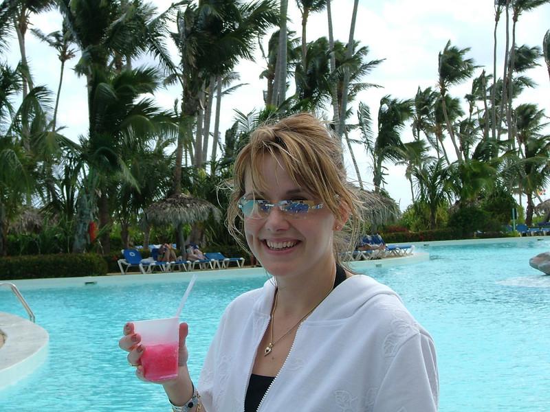 Jill Hill At Melia Caribe Tropical