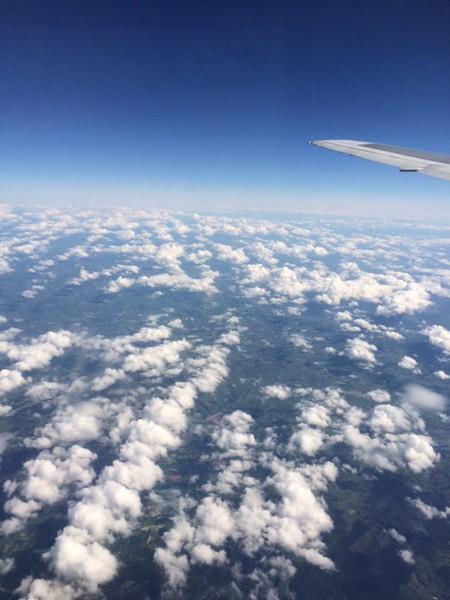 AC888 Ottawa to London Heathrow