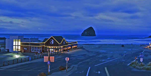 Pacific City October 2016