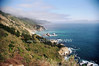 Afternoon from the Pacific Coast Highway, California