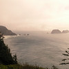 Scenic view, Oregon coast