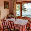 Dining room at Martine