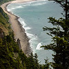 Manzanita Beach (once a route for horse/buggy travel)