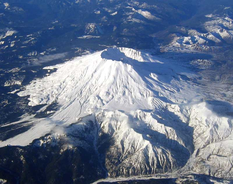 Mount St. Helens -- Washington
