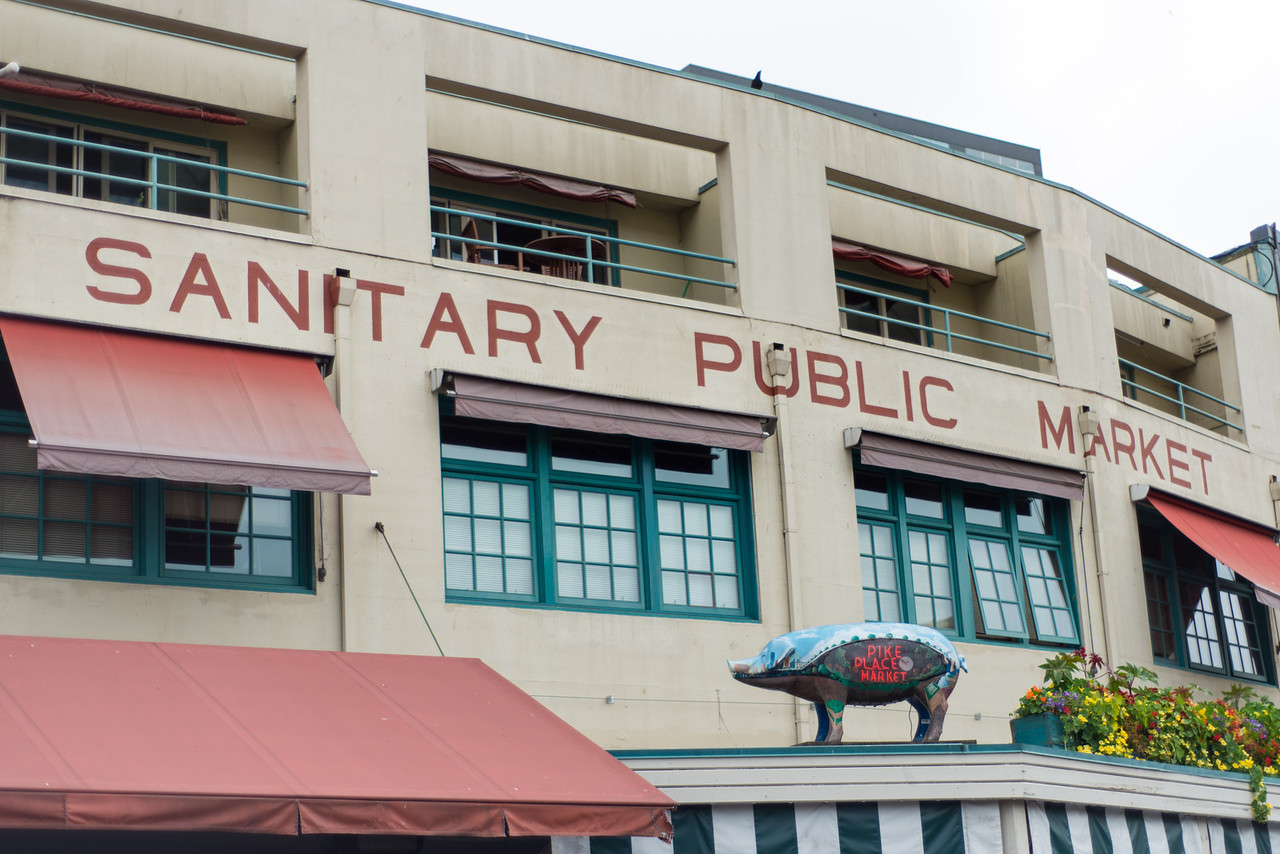 Sanitary Public Market? Then where were we before?