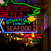 Neon signs in Pikes Market