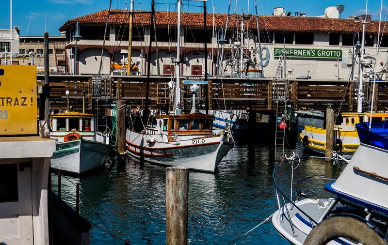 2016-09-22 S F - Fisherman's Wharf-1-2