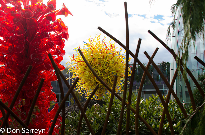 Chihuly Garden of Glass