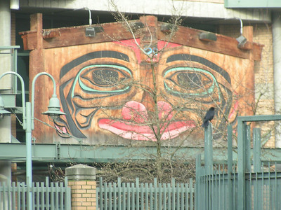 Art and architecture pay tribute to Vancouver's rich cultural heritage.