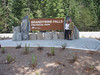 at Brandywine Falls, BC