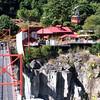 Hells Gate bridge, tramway and tourist complex