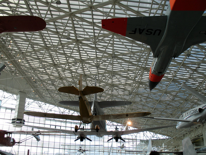 Museum of Flight, Seattle, WA. Image Copyright 2006 by DJB.  All Rights Reserved.