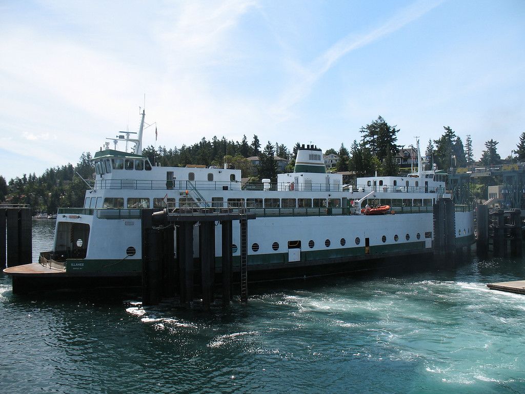 Friday Harbor, WA. Image Copyright 2006 by DJB.  All Rights Reserved.