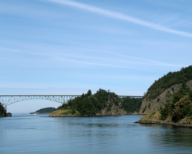 Deception Pass, WA. Image Copyright 2006 by DJB.  All Rights Reserved.