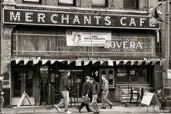 Oldest restaurant in Seattle