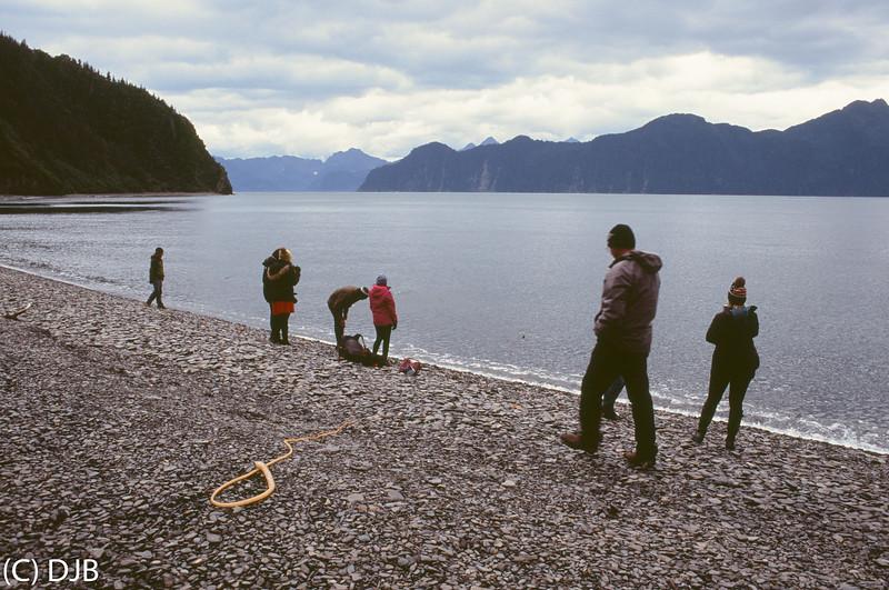 Fox Island, Seward, Alaska