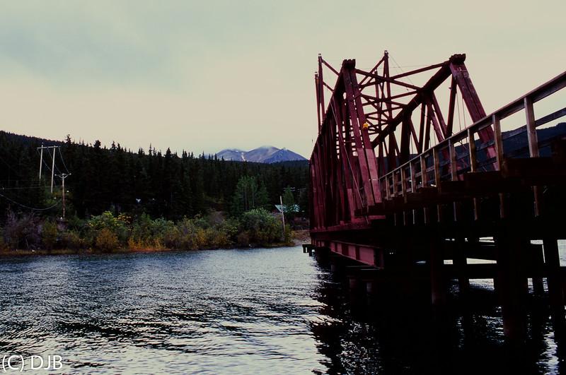 Carcross, Yukon, Canada.