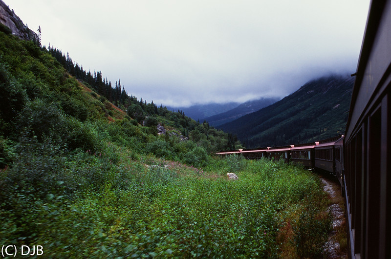 White Pass & Yukon Route Railroad, British Columbia, CA.