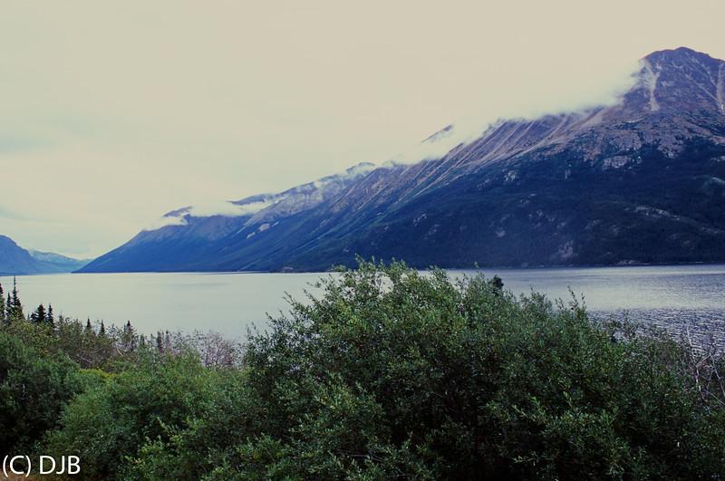 Tutshi Lake, Yukon, Canada.
