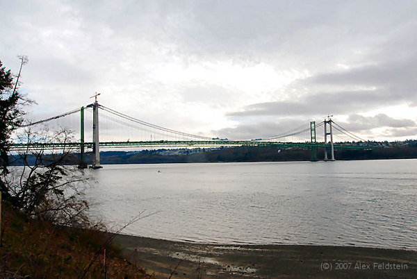 Tacoma-Narrows Bridge