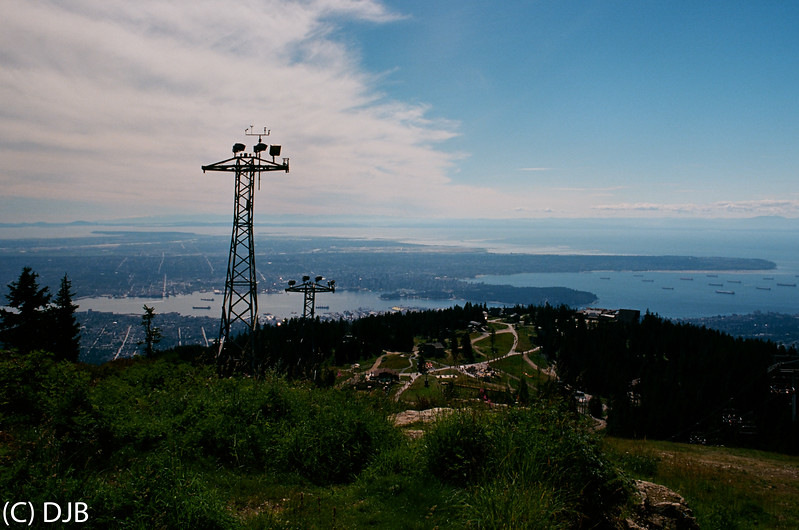 Grouse Mountain, Vancouver, BC, Canada.