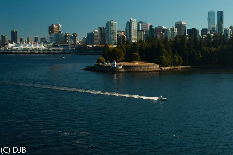Stanley Park, Vancouver, BC.