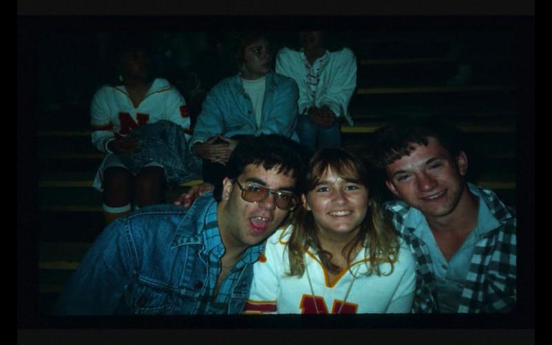 Briand Salzman (with Tracy Webb)