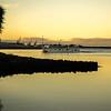 Sun Rise at Pearl Harbor