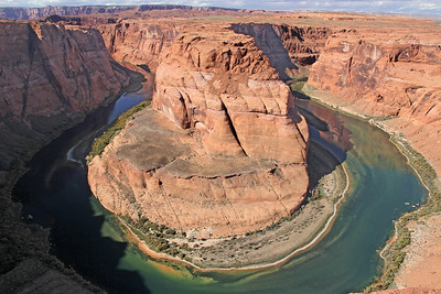 Horseshow Bend on the Colorado River